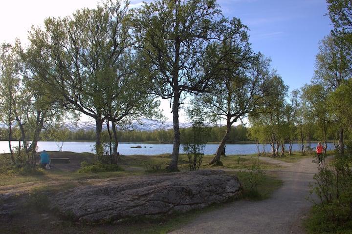 Room close to Lake Prestvannet (1)