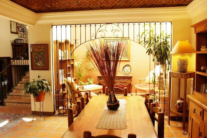Casa Mar - Сан-Мигель-де-Альенде - Дом