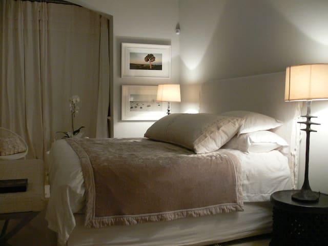 Master Suite at Netheravon. Historic Luxury