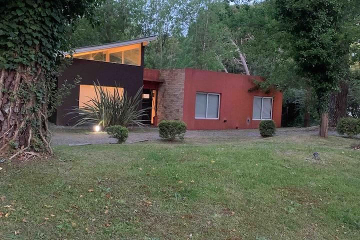 Casa en bosque de Carilo