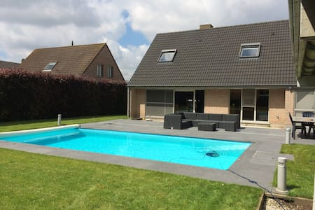 Swimming pool House - NEW! - Damme - Villa
