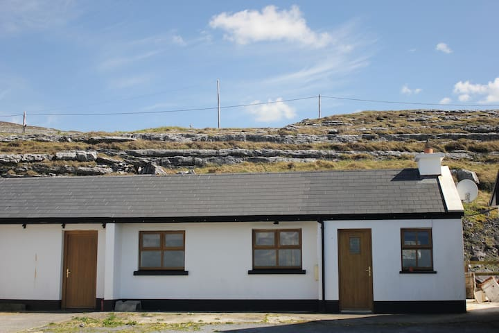 Nestled in the foothills of The Burren