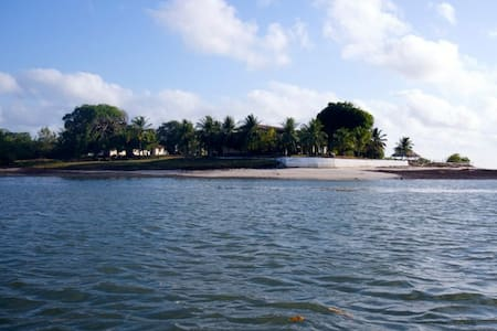 Uma ilha inteira e paradisíaca p curtir natureza - São João de Pirabas