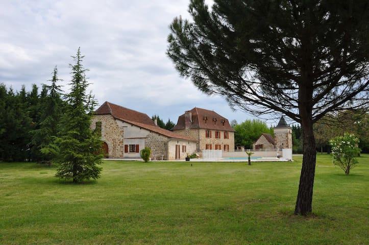 Domaine de l'Asenon Lou Segal - Causse-et-Diège - Appartement