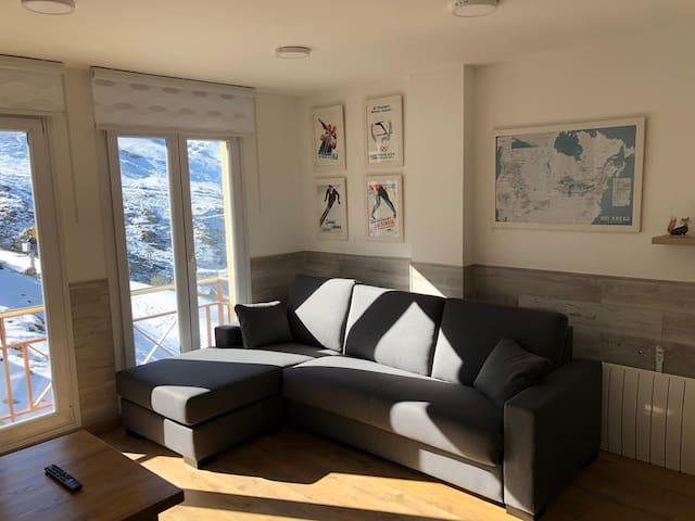 Miramar Ski a pie de pista - Estudio estándar