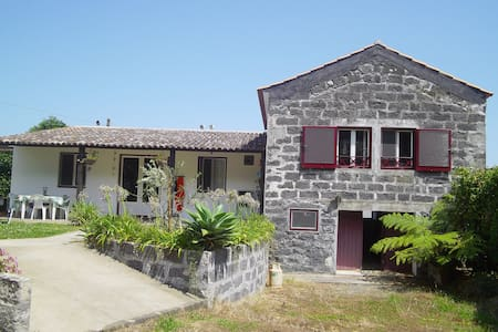 Magical Cottage in a garden - Ribeira Grande