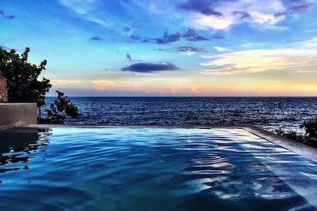 ESPACIO DEL MAR,Premium Suite Vista Al Mar Piscina - Santo Domingo - Bed & Breakfast