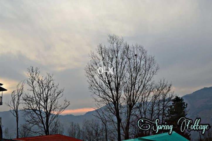 Spring Cottage Bhurban Murree