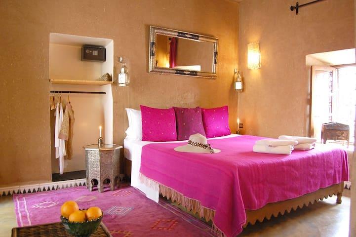 Les Jardins de Skoura Standard Room - Skoura - Bed & Breakfast