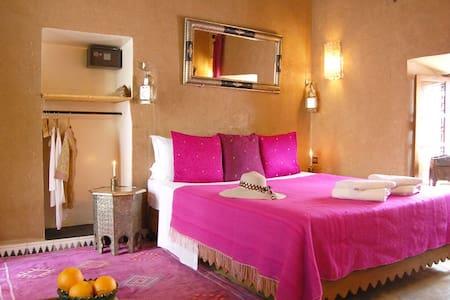 Les Jardins de Skoura Standard Room - Bed & Breakfast