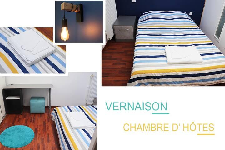 Chambre à louer sur les bords du Rhône