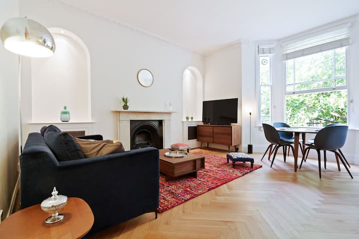 Splendid, Design 1 Bed apt in Hampstead