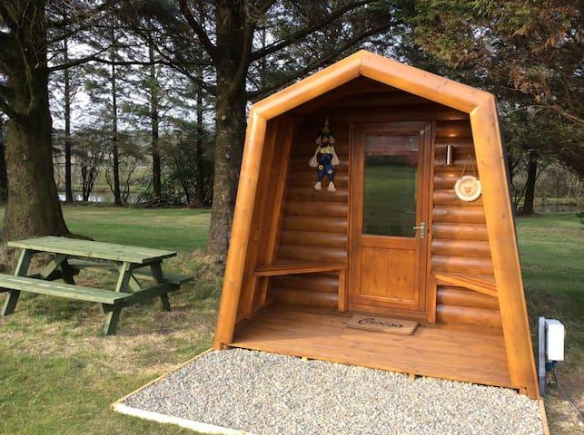 Camping Pod - Rosebush - Other