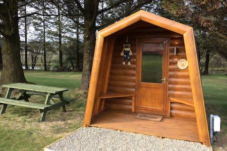 Camping Pod - Rosebush
