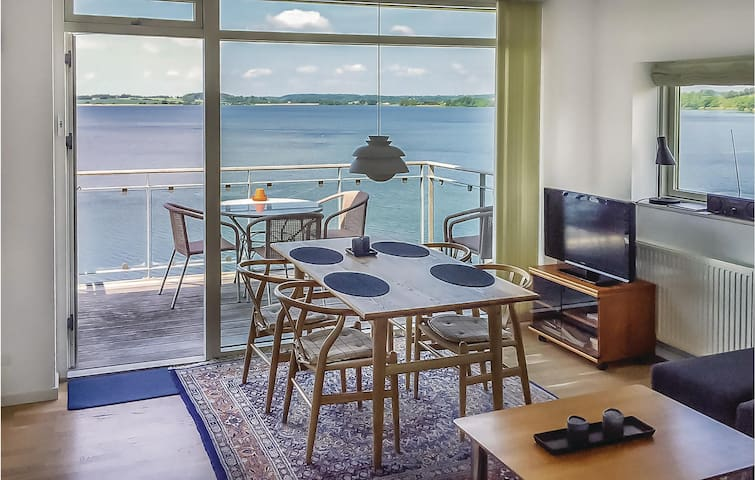 Holiday apartment with 2 bedrooms on 53m² in Hejls