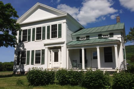 The Farmhouse, Middleburgh, NY - Middleburgh - House