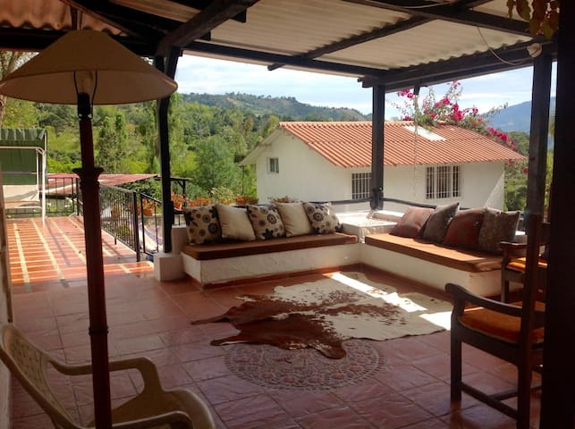 Cozy country house 2 hours and a half form Bogotá - Anolaima