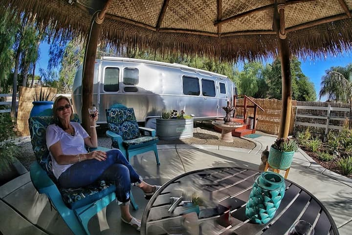 Airstream Dream in Temecula Wine Country