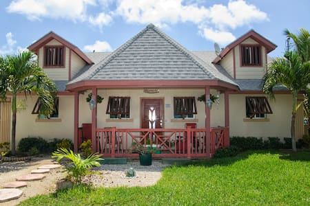 Warm family with a warm home        - Nassau