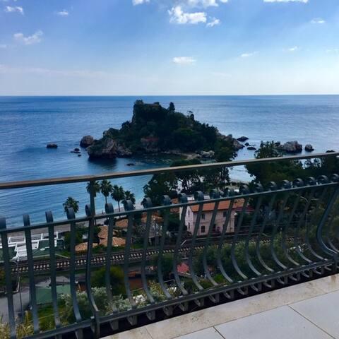 202 luxury terrace view