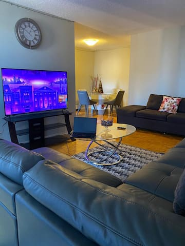 Furnished Private Room in the Heart of Brampton