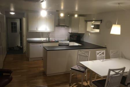Lägenhet A  för korttidshyra - Borlänge - Byt