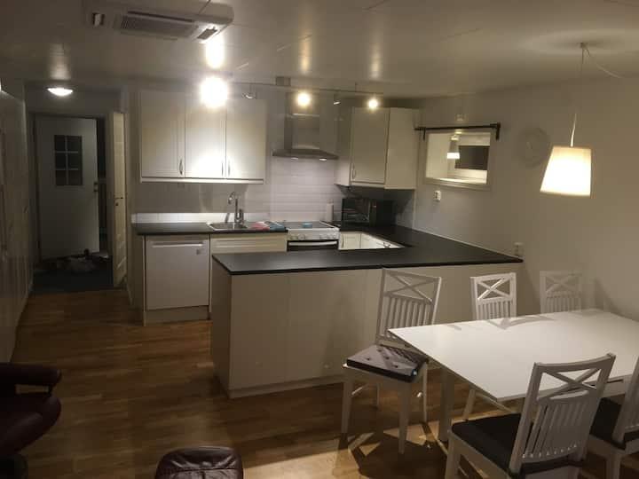 60 m2 Lägenhet A  för korttidshyra