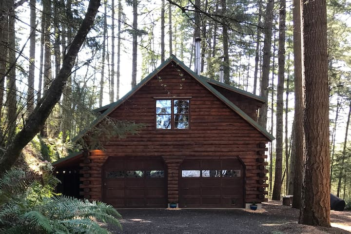 SKY & TIMBER / Oregon Country Cabin Nature Retreat