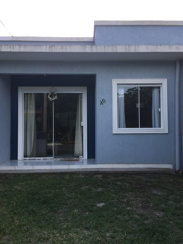 Casa Calabresi. Tramandaí RS.