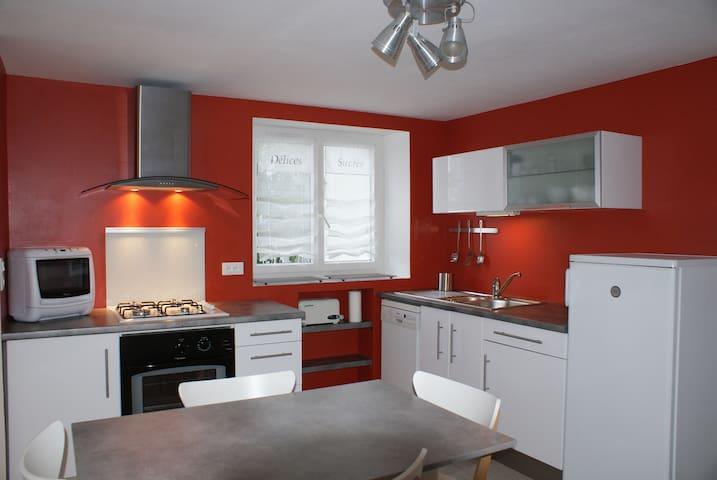 La petite Maison 3 places - Pont-Saint-Martin - Huoneisto