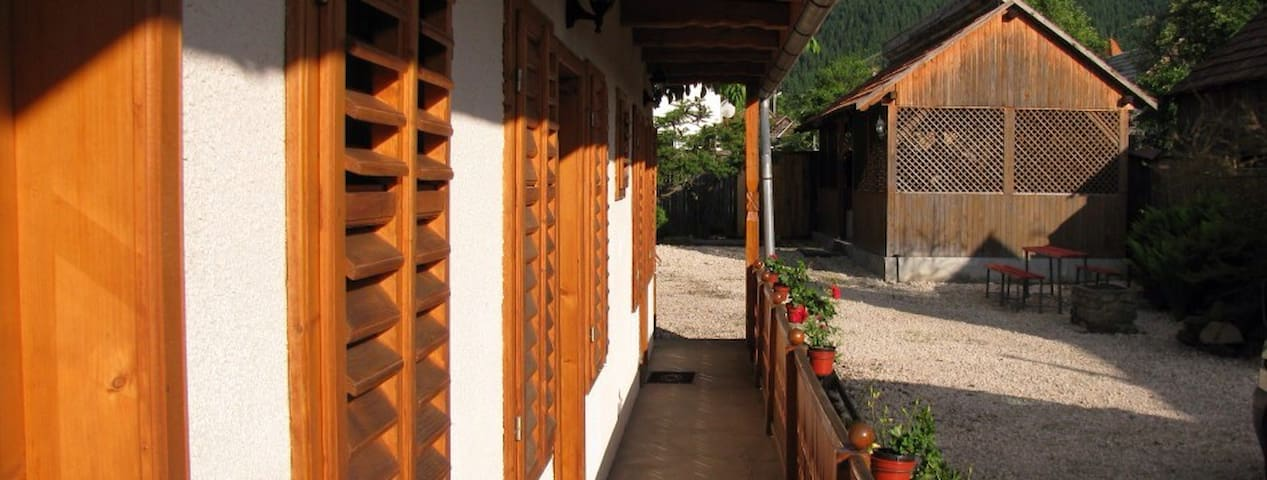 Pihenj Háromszék szívében - Covasna - Dům
