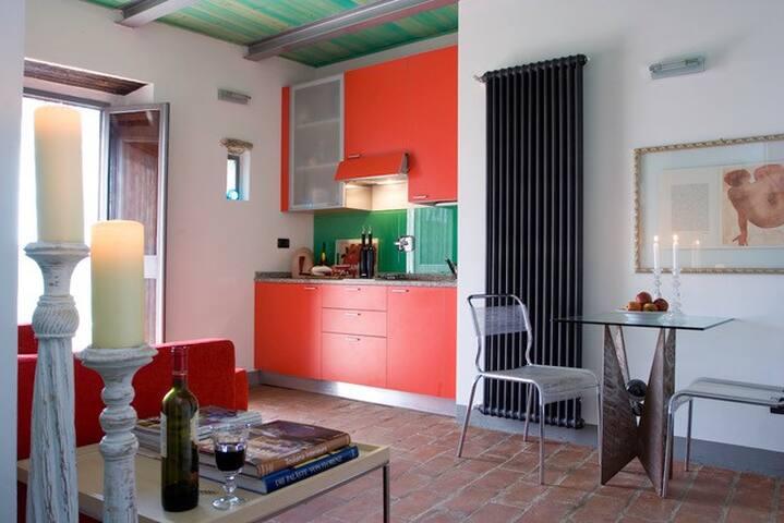 Podere Villole Toskana Chianti Apartment Pisa - Moncioni - Apartment
