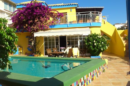Villa en La Costa Del Sol! - Casa de camp