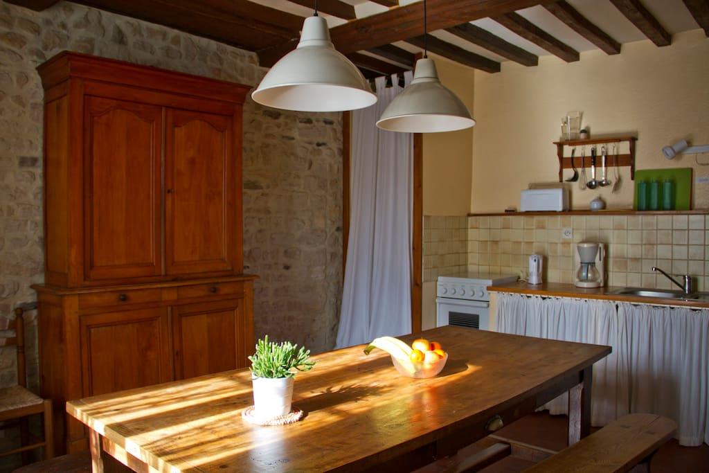 Küche/ Cuisine/ Kitchen