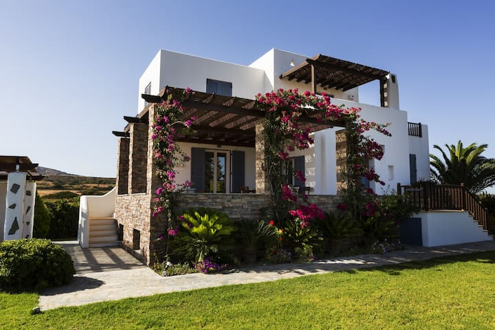 Aeolos Villa, Private Pool near sea - Rodos - Huvila