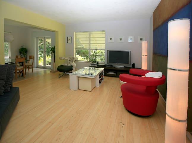 spacious house, great atmosphere - Miami