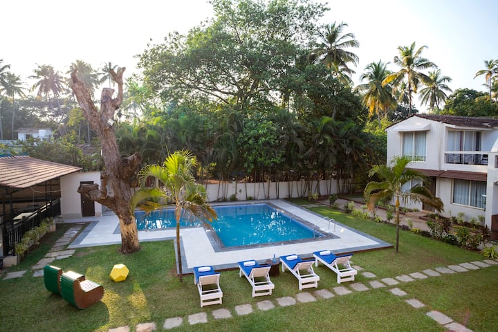 4BHK| Value for Money best villa near Anjuna Beach