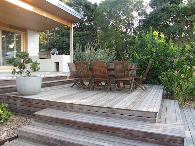 Peace and privacy on the Peninsula - Mount Eliza