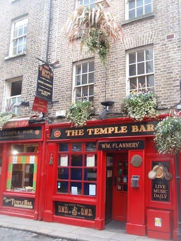 Your flat in the Heart of Dublin(1) - Dublin - Apartment
