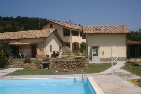 Wonderful 2 story house in Agriturismo Arcobaleno