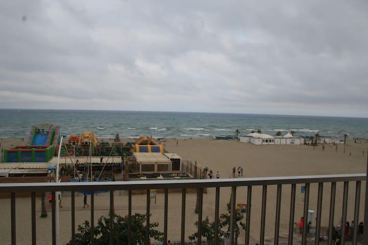 Appartement face à la mer