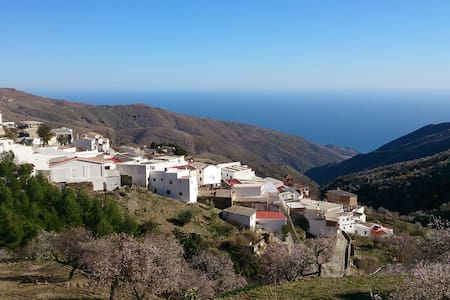 Alojamiento Rural Al sur de Granada - Sorvilán - Haus