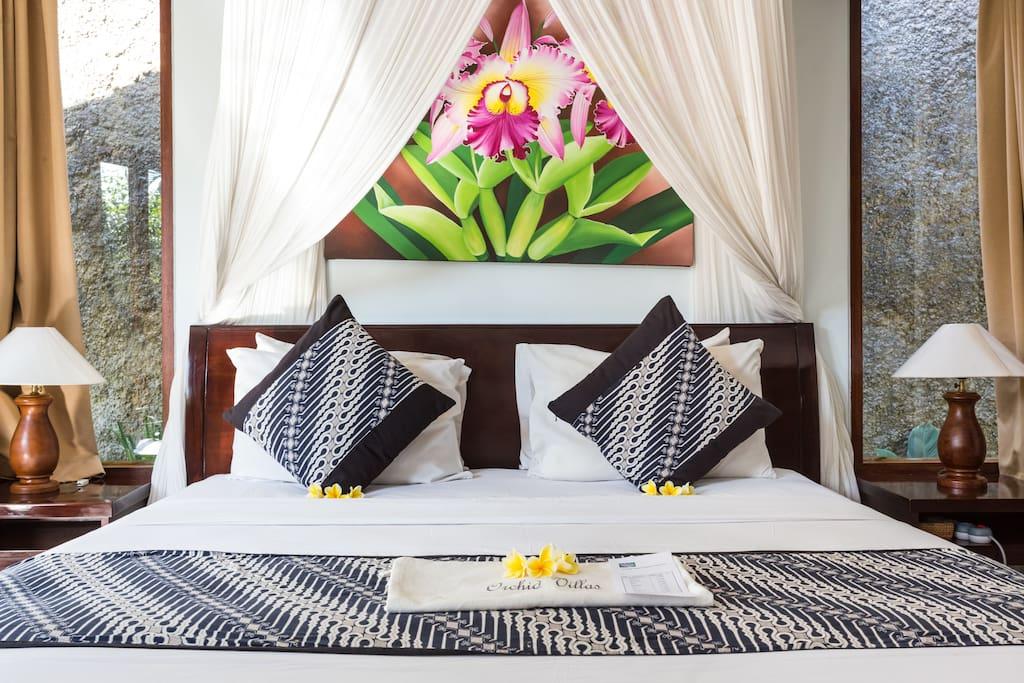 SEMINYAK Private 1.5 bed Villa