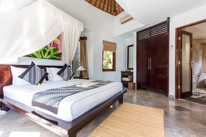 YAK Orchid private 1 bed pool villa - North Kuta - Villa