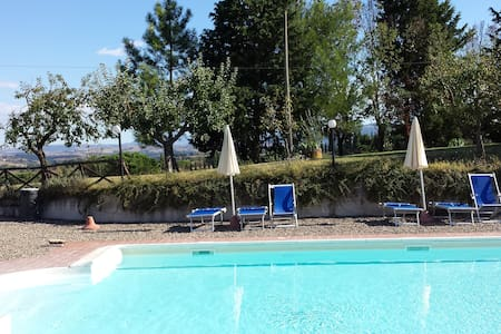 Tuscany for 2 in country side - Buonconvento - Appartement