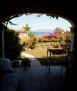 Villa sul mare a Golfo aranci Baia caddinas