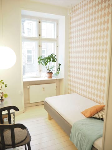 Cosy room in Frederiksberg - Frederiksberg - Daire