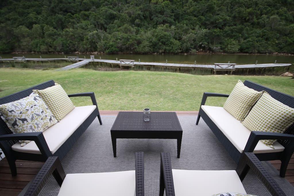 Beautiful Secure Riverfront Home Houses For Rent In Plettenberg Bay Western Cape South Africa