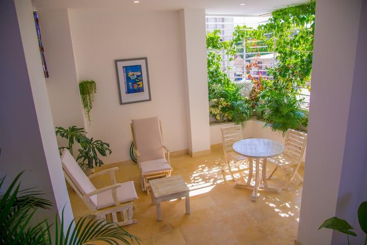 El Cactus Apartamentos  (Presidencial)