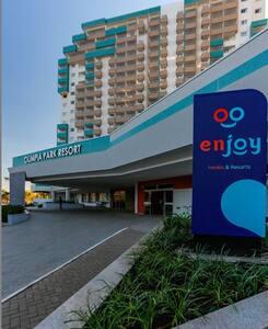 Apartamento em Hotel Resort - Olímpia/SP